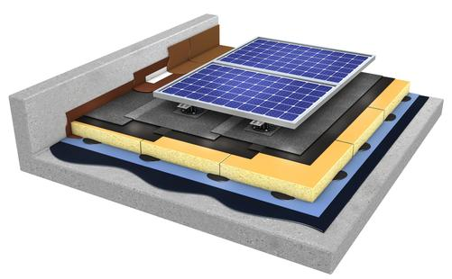 SOPRASOLAR FIX ALU PEDESTAL